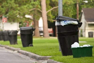 ATTENTION: YARD WASTE COLLECTION CHANGES